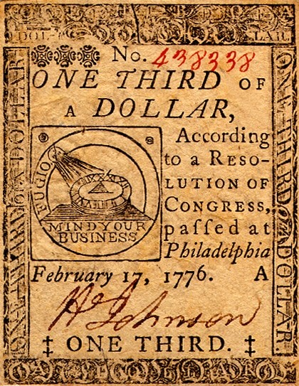 Early American Money