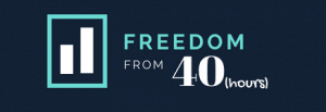 Freedom From 40 Logo