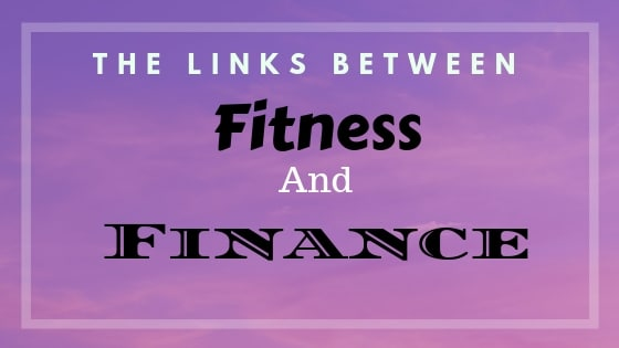 links between fitness and finance