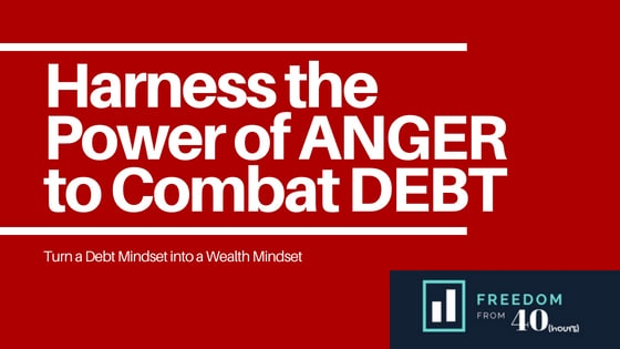 ANGER to Combat DEBT