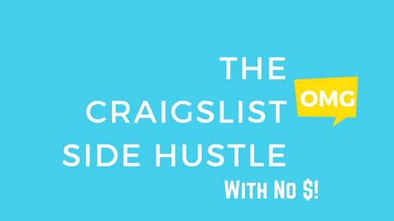 craigslist hustle