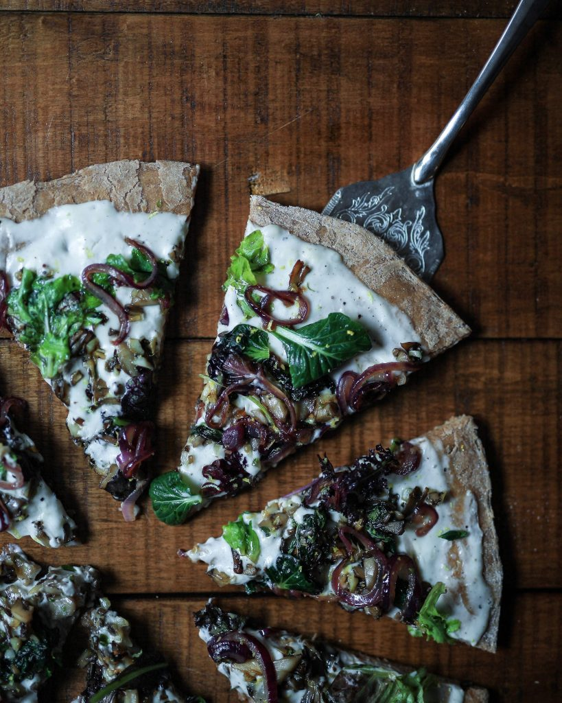 frugal unique pizza
