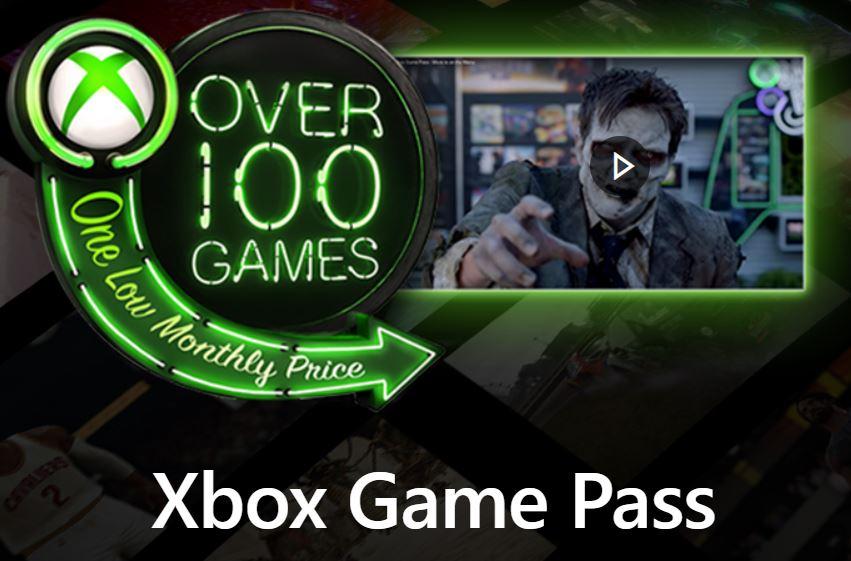 xbox gamepass gaming