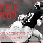 tackle debt banner