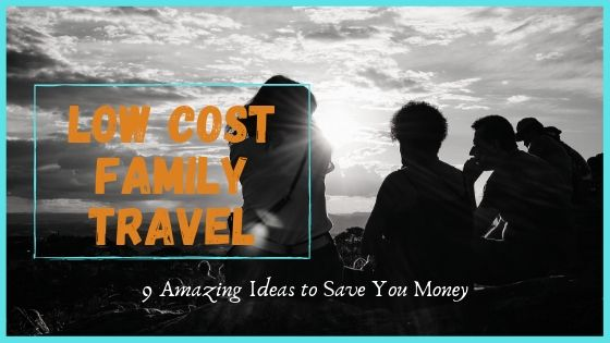 family travel banner